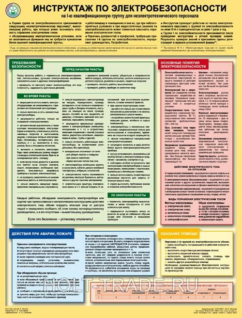 Инструктаж на 1 ю группу по электробезопасности экзаменационные тесты электробезопасности 3 группа